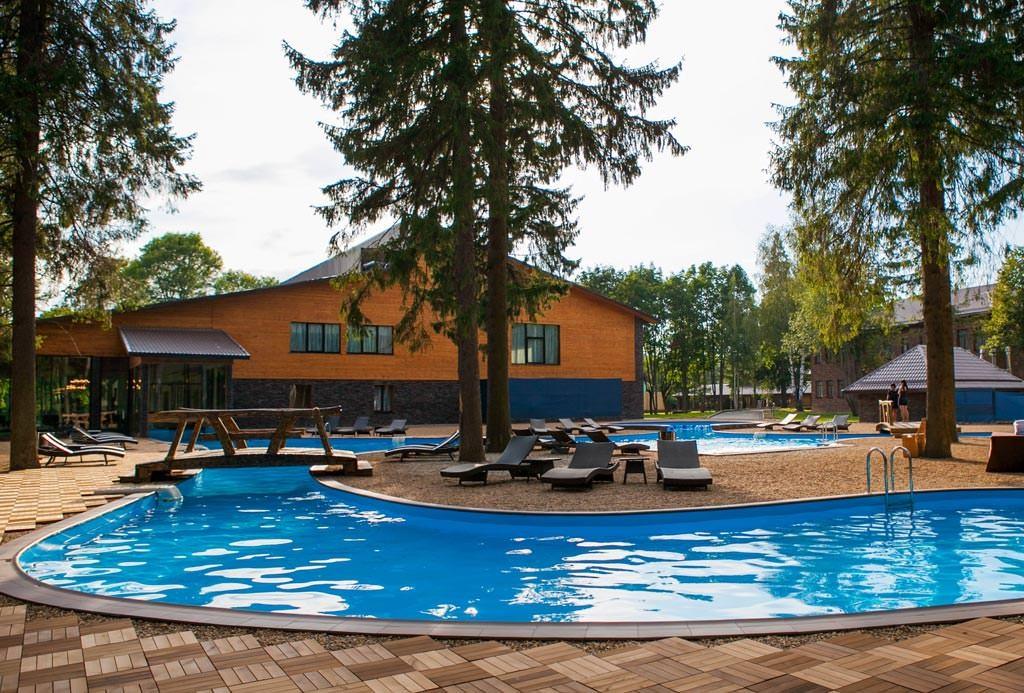 Солнечный парк отель. Солнечногорск