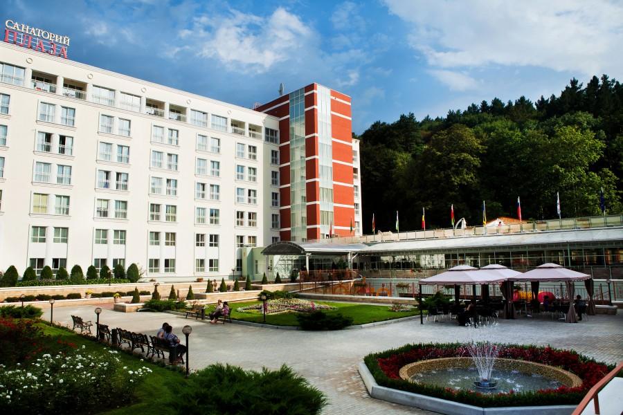 Plaza kislovodsk